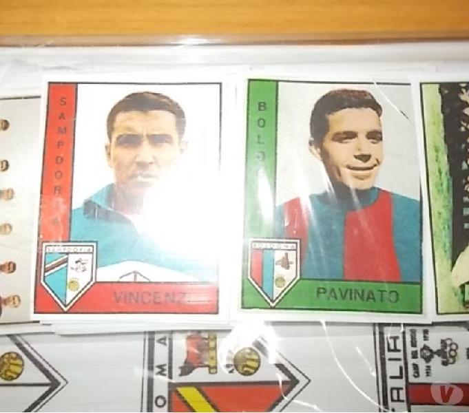 Album calciatori panini 1962-63 sigillato + set figurine