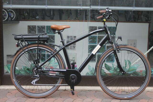 Bici elettrica uomo, motore 250w batteria litio