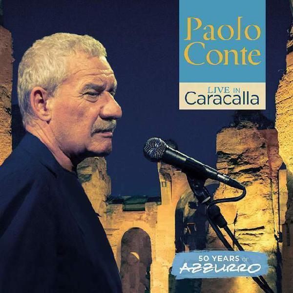 CD PAOLO CONTE Live in Caracalla
