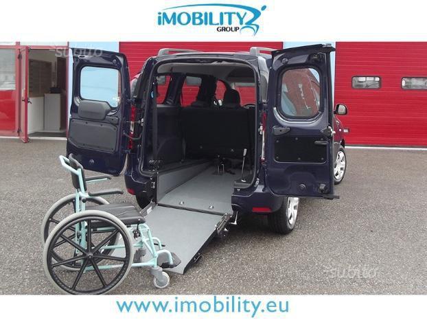 Dacia dokker disabili
