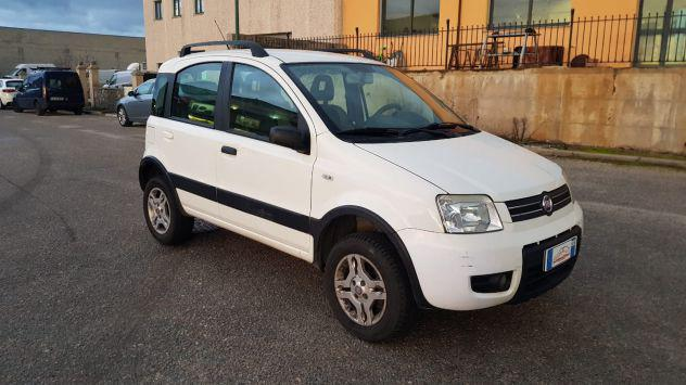 Fiat panda 4x4 1.3 mtj