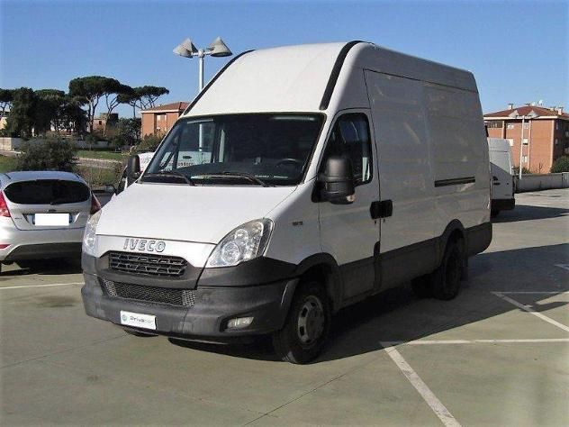Iveco daily daily 35c15ld btor 3.0 hpt plm-dc-rg cabinato