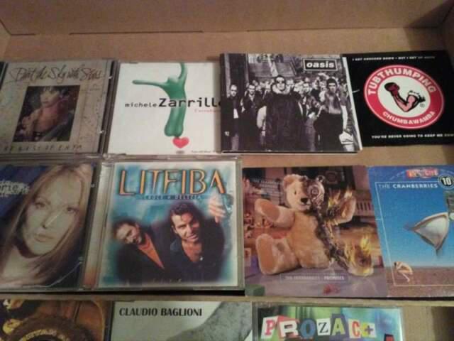 Lotto musica classica cd artisti vari zero ligabue vasco