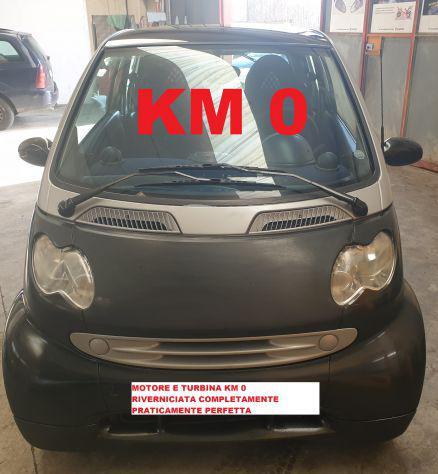 Smart 600 benzina come nuova motore km 0