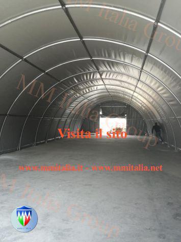 Tunnel agricoli agritunnel 9,15 x 20,0 mt. professionali €