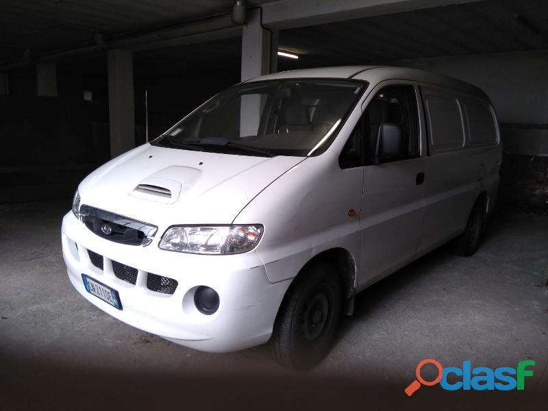 hyundai h1 km.:62600 autocarro perfetto