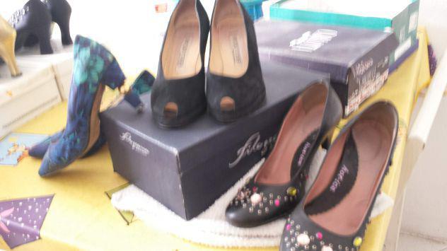 Vendo scarpe usate