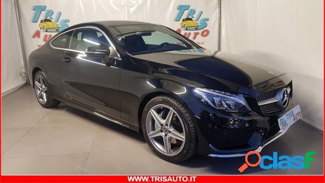 Mercedes classe c coupè diesel in vendita a taranto (taranto)