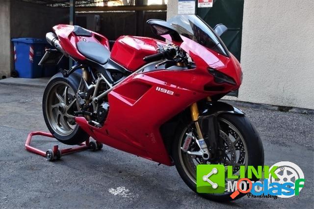Ducati 1198 benzina in vendita a como (como)