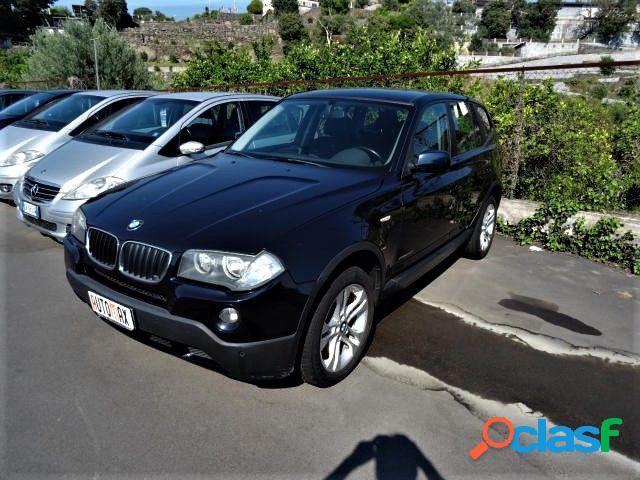 Bmw x3 diesel in vendita a aci catena (catania)
