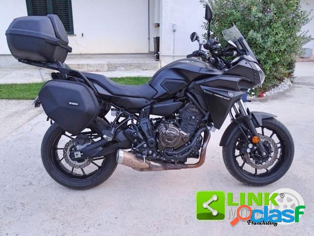 Yamaha mt-07 benzina in vendita a manoppello (pescara)