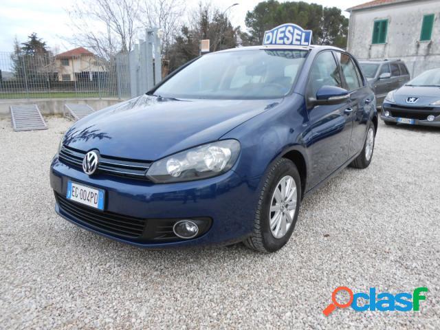 Volkswagen golf diesel in vendita a sant'egidio alla vibrata (teramo)