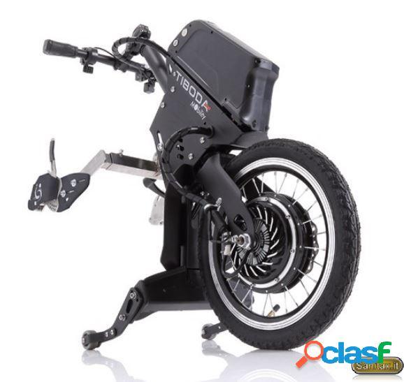 TIBODA - Propulsore anteriore per carrozzine