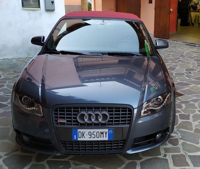 Audi a4 b7 cabrio