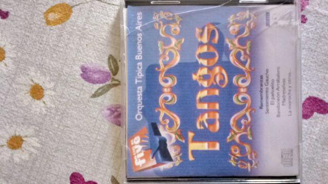 Collezione 6 cd tango argentino