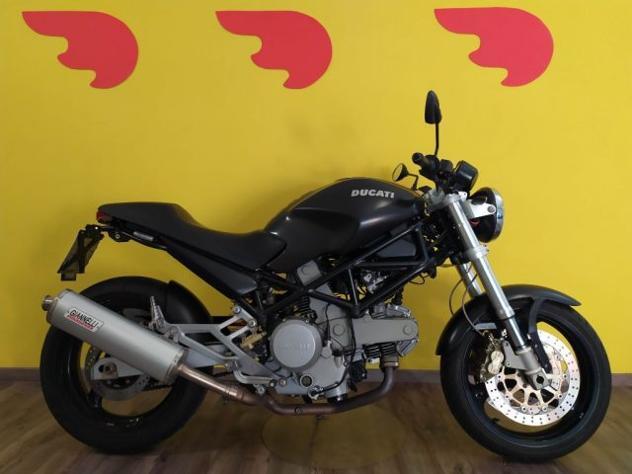Ducati monster 620 black - garantita e finanziabile rif.