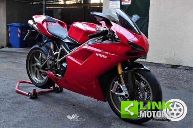 Ducati superbike 1198s