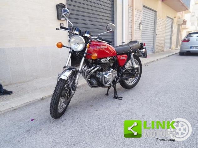 Honda CB 400 Four Super Sport