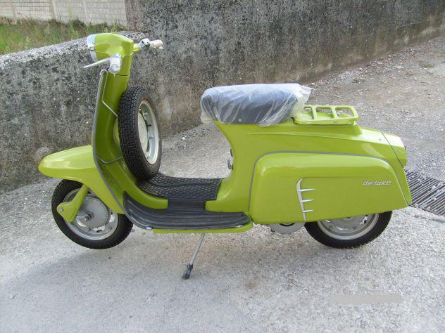 Lambretta 50 deluxe