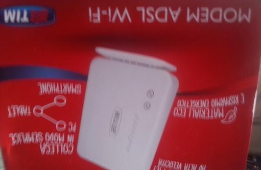 Rete, modem, router telecom italia montesilvano