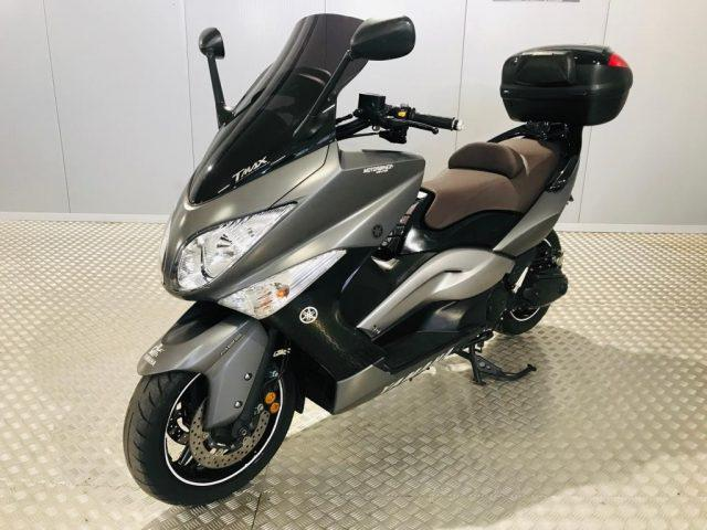 Yamaha tech max ABS