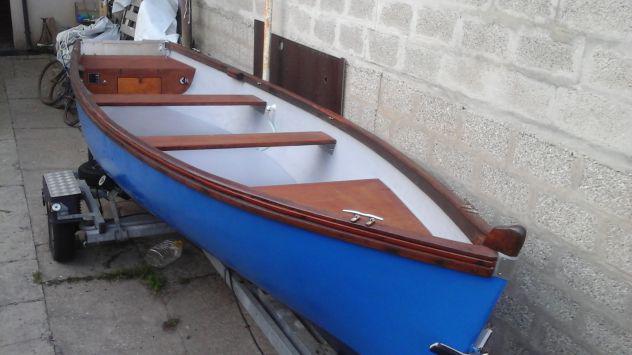 Barca da pesca vtr
