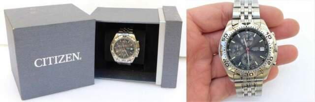 Orologio cronografo citizen 0560
