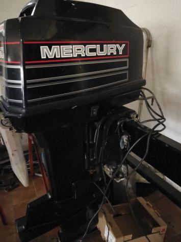 Ricambi mercury 60 cv 2t