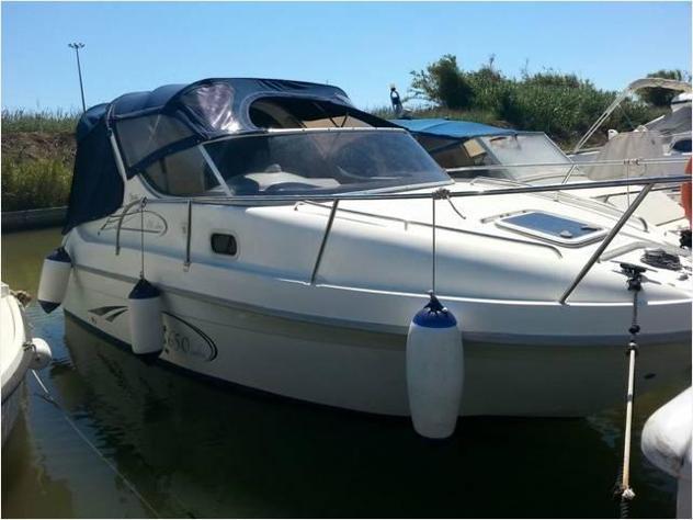 Barca a motoresaver 650 sport cabin anno2009 lunghezza mt7