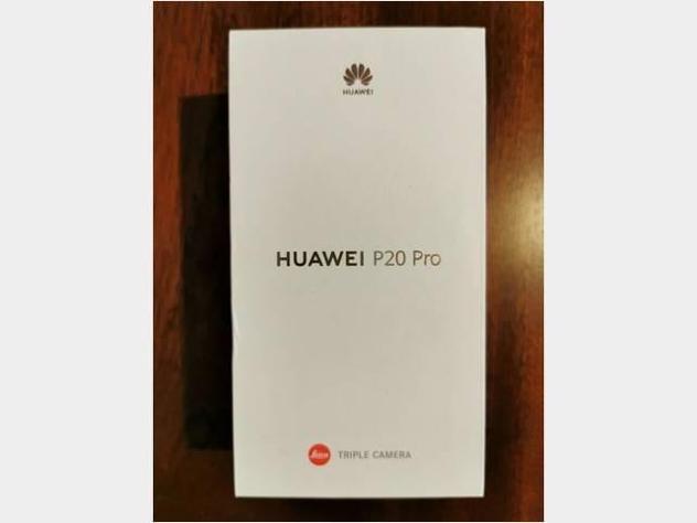 Huawei p20 pro usato
