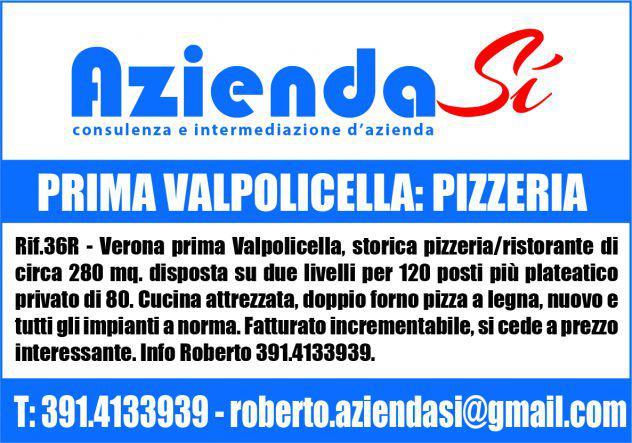 pizzeria Verona vicinanze