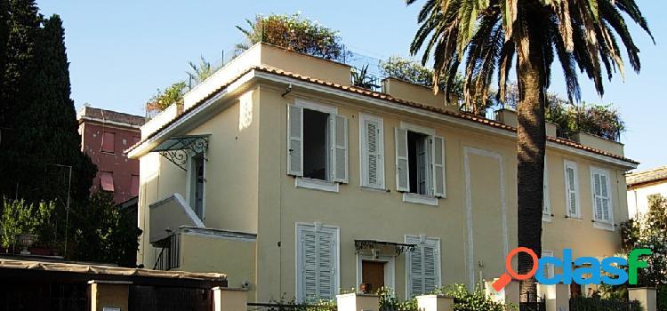 Monteverde vecchio - appartamento 3 locali € 1.550