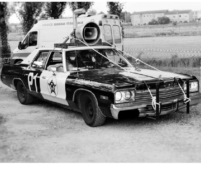 Dodge Monaco 74 Bluesmobile