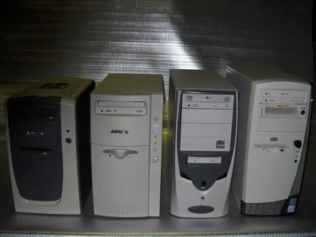 Lotto di computer desktop