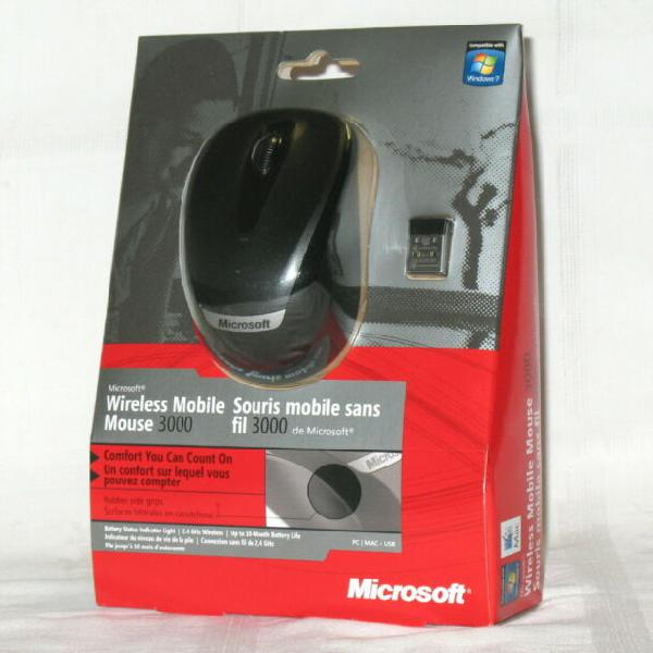 Mouse wireless microsoft