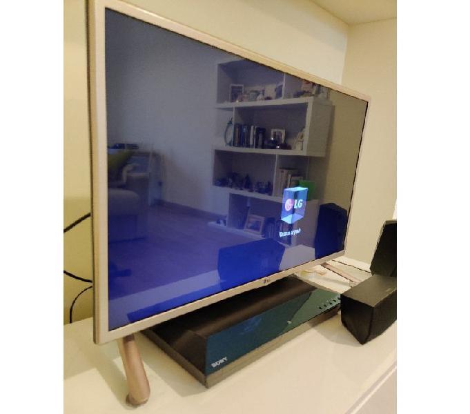 TV LED 32 pollici Full HD LG 32LF561V
