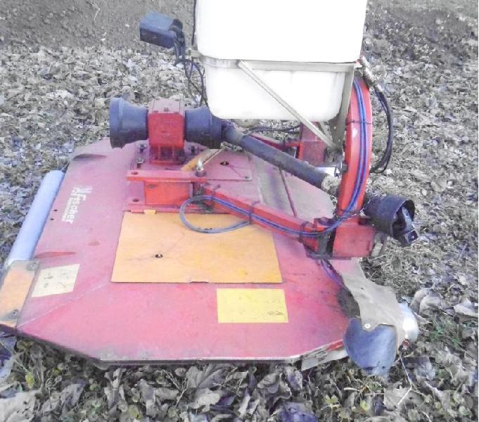 Tagliaerba per trattore Fischer