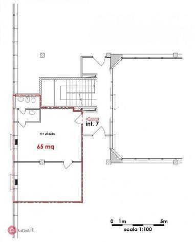 Ufficio in affitto a venezia