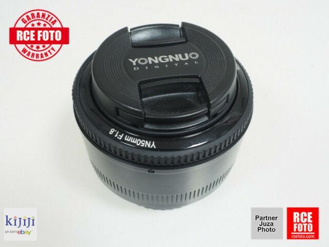 Yongnuo yn 50 f1.8 (canon)