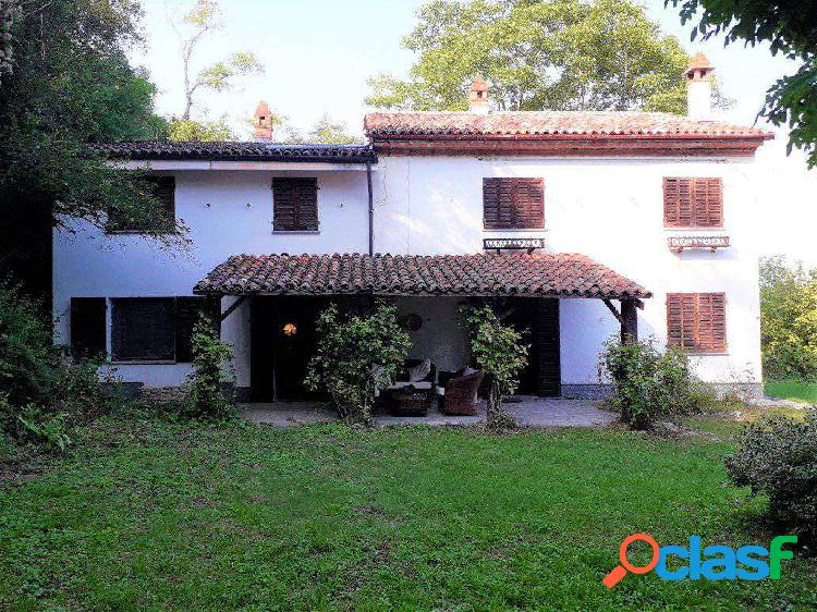 Casa indipendente con terreno privato a montecaste