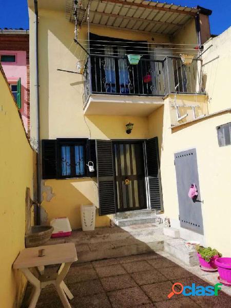 Casa semi indipendente con cortile privato