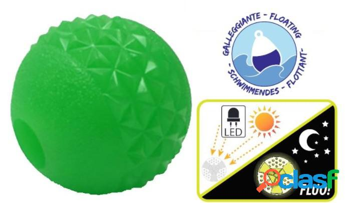 Croci gioco tpr glow treatball 6,2 cm