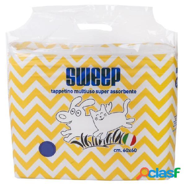 Sweep tappetino assorbenti 60 x 60 10 pz.