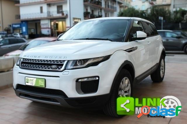 Land rover range rover evoque diesel in vendita a san benedetto del tronto (ascoli piceno)