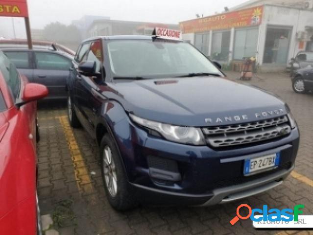 Land rover range rover evoque diesel in vendita a pieve emanuele (milano)