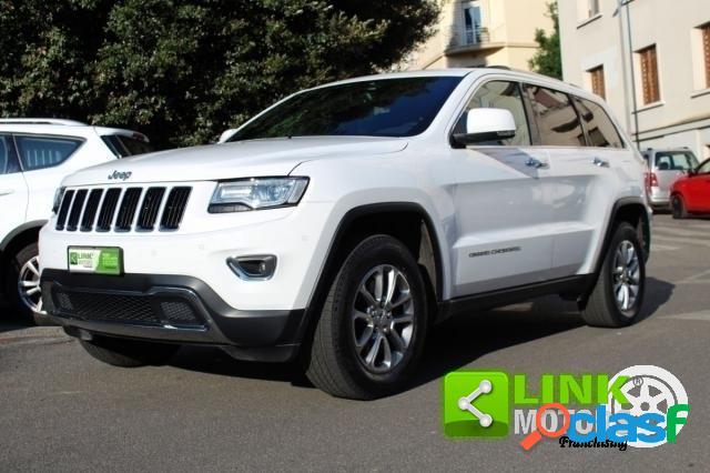 Jeep grand cherokee diesel in vendita a roma (roma)