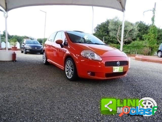 Fiat grande punto diesel in vendita a aiello del sabato (avellino)