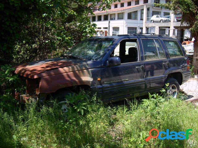 JEEP Grand Cherokee diesel in vendita a Morano Calabro (Cosenza)