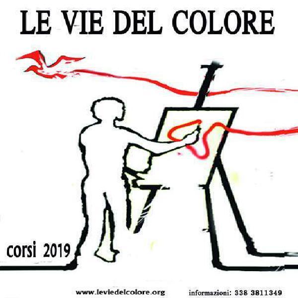 Corsi d'arte le vie del colore