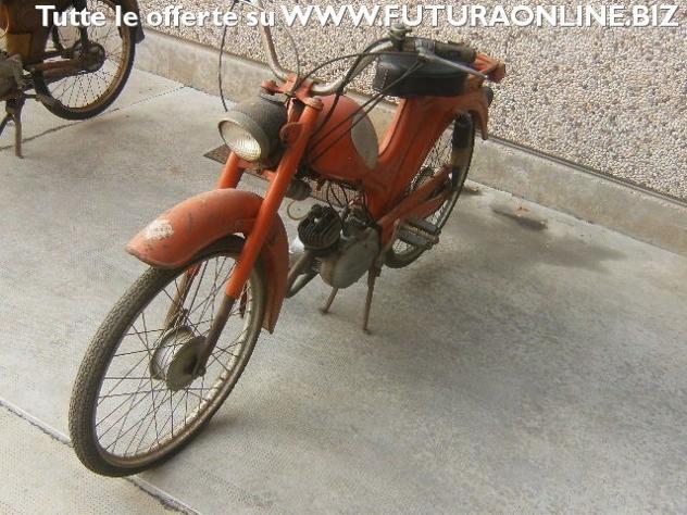 DEMM Duetto 50 DEMM DICK DICK TURISMO 2T 1963 3M MOTO